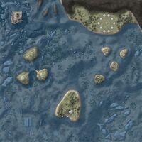 Oceanus Boreal map