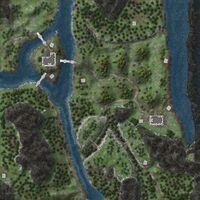 Breifine map