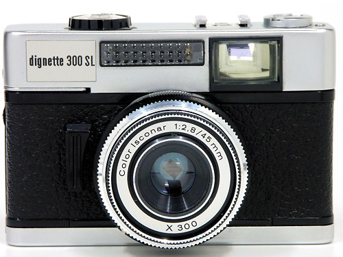 Dacora Dignette 300SL 1970 gross