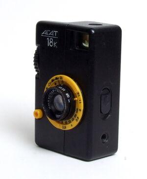 Agat 18K | Camerapedia | FANDOM powered by Wikia