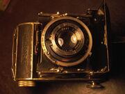 Z99 Adler-A 1938 folding camera RARE 001