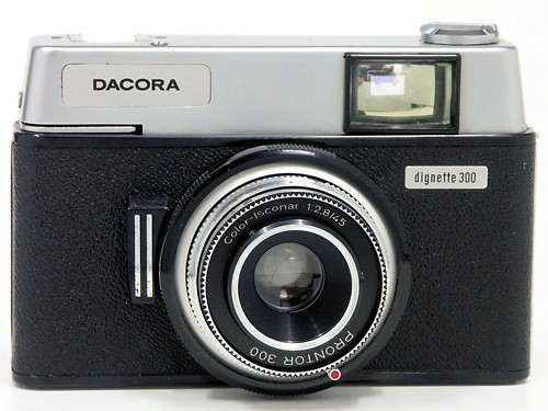 Dacora Dignette 300 1967 gross