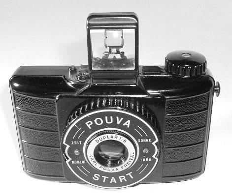 Pouva first model