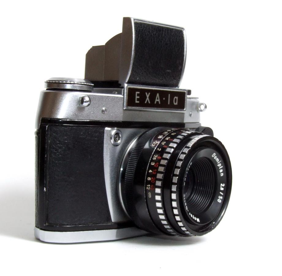 Exa IIa | Camerapedia | FANDOM powered by Wikia