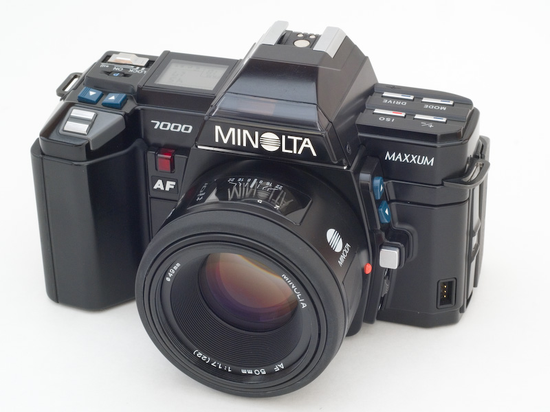 Minolta 7000 | Camerapedia | FANDOM powered by Wikia