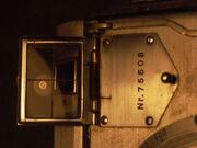 Z99 Minolta Auto press serial - 75508