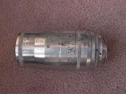 Z99 WW2 Unknown 90mm F1.9 exakta lens