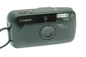 Canon prima mini