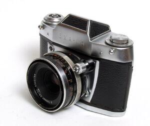 Ihagee Exakta, Exa, Parvola cameras