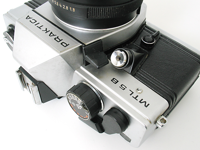Mm praktica mtl m slr camera