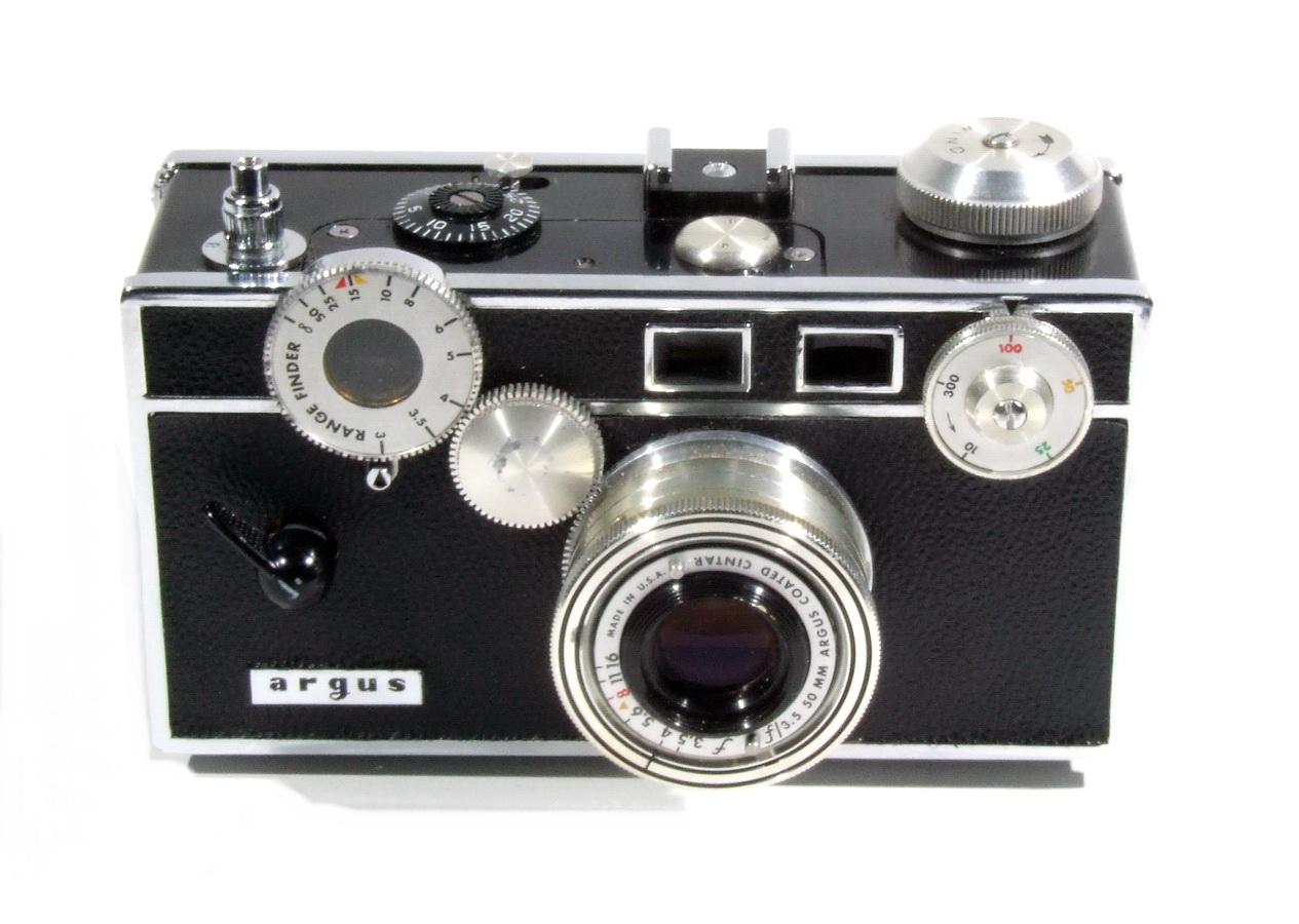 argus c3 camerapedia fandom powered by wikia rh camerapedia wikia com Argus C3 Matchmatic Film Vintage Argus C3 Matchmatic