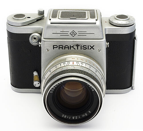 Praktisix first version