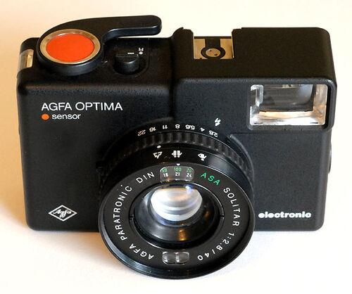 Agfa-optima-sensor-electronic
