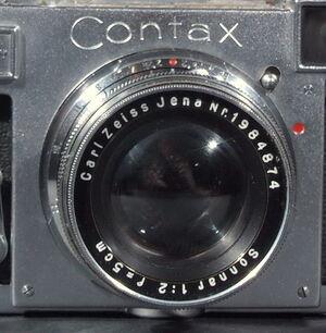 Contax IIIa 16