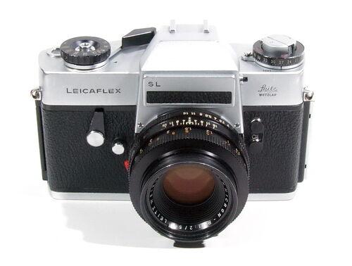Leicaflex SL 09
