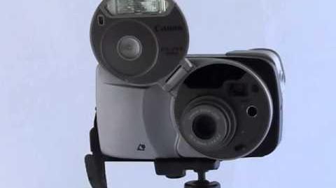 Canon ELPH 490Z turn on