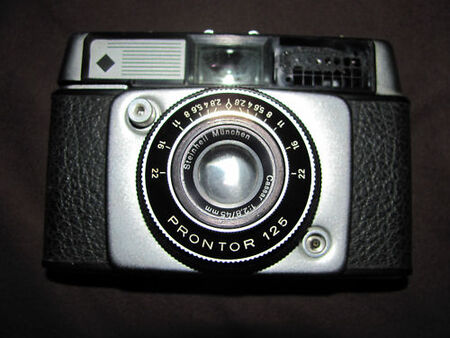 Ilford Sportsman Prontor 125