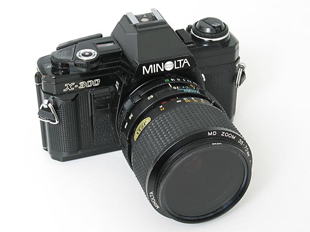 minolta x 300 camerapedia fandom powered by wikia rh camerapedia wikia com Minolta X 370 Release Year Minolta X- 700