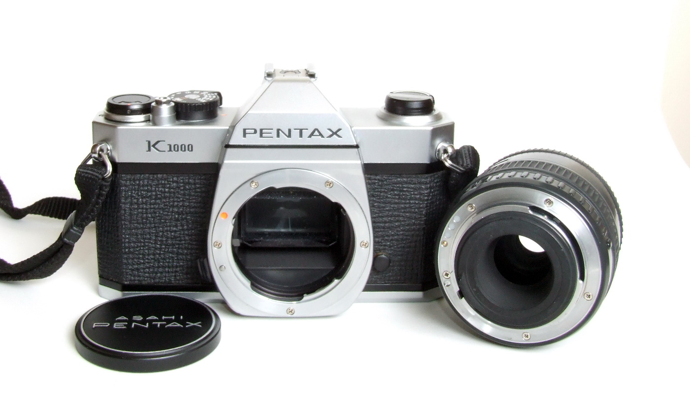 Pentax K1000 | Camerapedia | FANDOM powered by Wikia