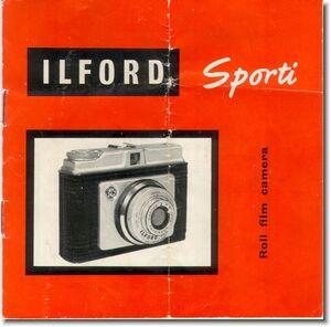 Ilford Sporti page 1