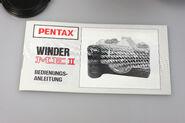 Pentax ME 08 DxO