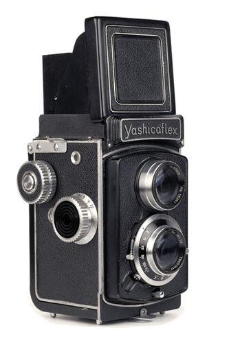 Yashicaflex A-II