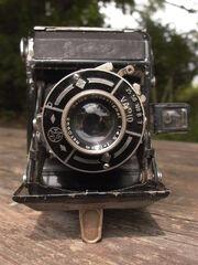 Z99 Gaica Riken Folding camera 1940