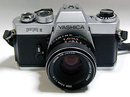 Yashica FR2