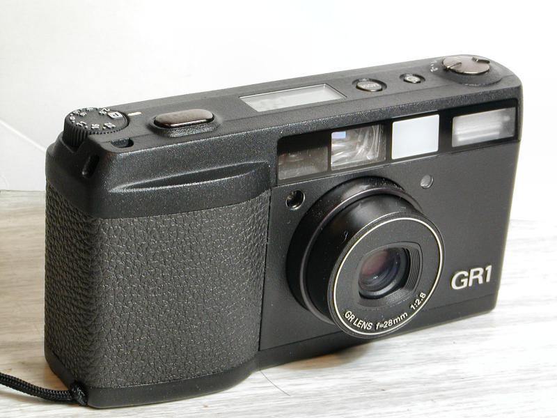 Ricoh GR1 | Camerapedia | FANDOM powered by Wikia