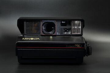 Minolta Instant Pro Camera