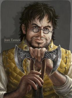 Jean tannen by kejablank