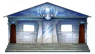 Zeus' Cabin