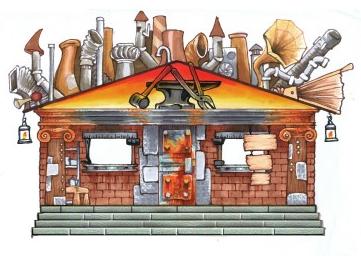 Hephaestus' Cabin