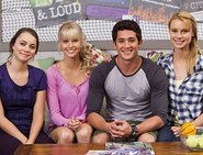 Mako Mermaids Actors