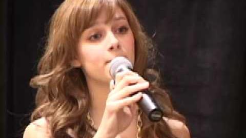 """Miranda Marino Sings """"Hero"""""""