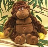 Aimee's gorilla stuffed animal