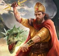 Marduk Ilustración