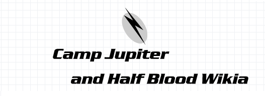 Camp jupiter and Half Blood wikia affiliatoin logo SPECIAL