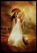 Athena by inertiak