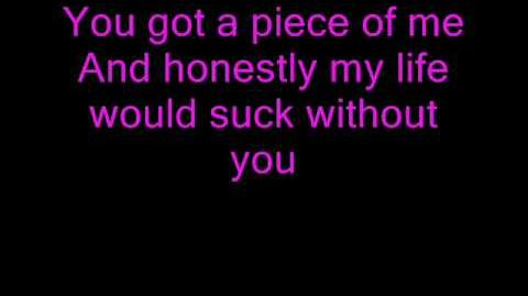 Kelly Clarkson - My life would suck without you Lyrics