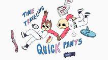 Pantalones Movedizos del Tiempo