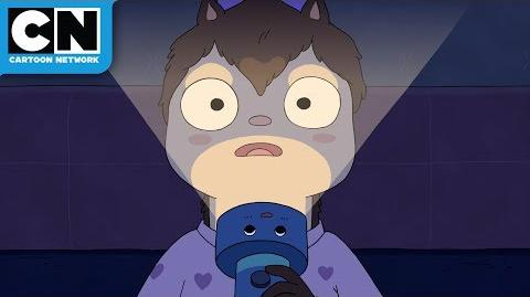 Summer Camp Island A Crime of Thievery Cartoon Network