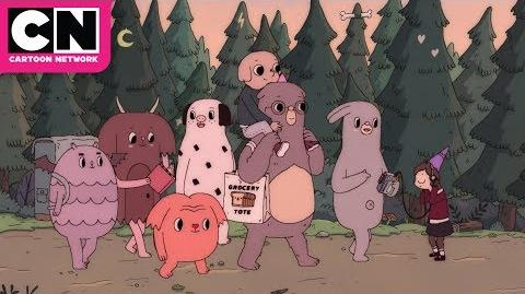 Summer Camp Island Opening Sequence Cartoon Network