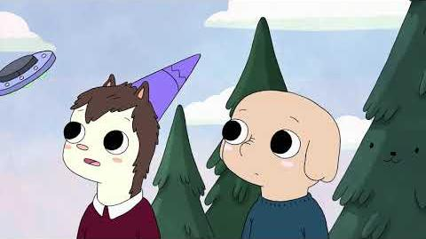 Summer Camp Island First Day at Camp Cartoon Network