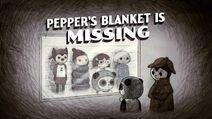 La Desaparición de la Manta de Pepper
