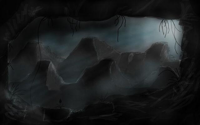 File:Dark Cave by Cronec.jpg
