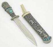 Teal'dagger