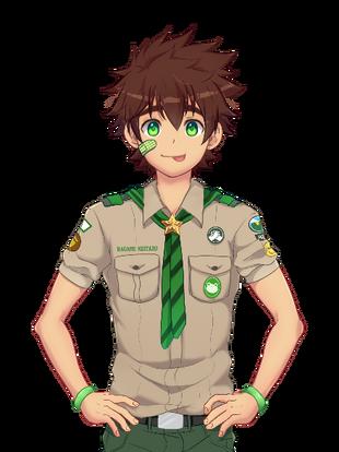 Keitaro Nagame Camp Buddy Wiki Fandom Powered By Wikia