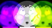 Space kid drops acid