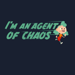 Nikki from the Camp Camp Agent of Chaos T-Shirt